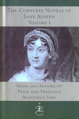 Complete Novels of Jane Austen, Volume 1 (Modern Library Series)