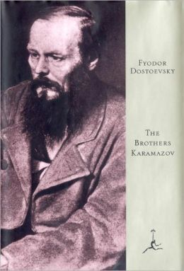 The Brothers Karamazov (Modern Library Series)
