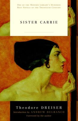 Sister Carrie (Modern Library Series)