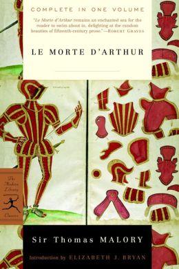 Le Morte D' Arthur (Modern Library Series)