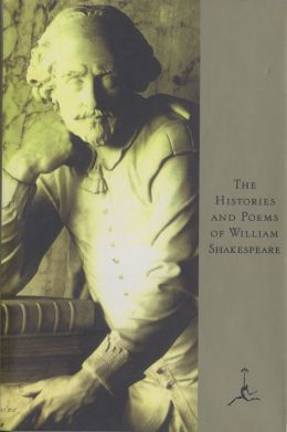 Histories and Poems of William Shakespeare