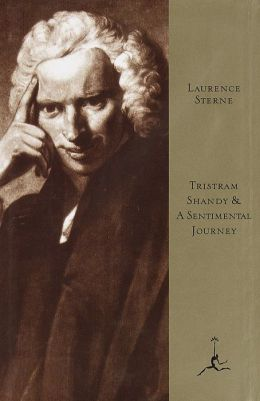 Tristram Shandy and A Sentimental Journey (Modern Library Series)