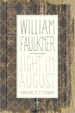 Light in August: The Corrected Text (Modern Library Series)