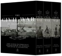 The Civil War Box Set: With American Homer: Reflections on Shelby Foote and His Classic The Civil War: A Narrative