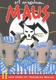 Book Cover Image. Title: Maus II:  A Survivor's Tale: And Here My Troubles Began, Author: Art Spiegelman