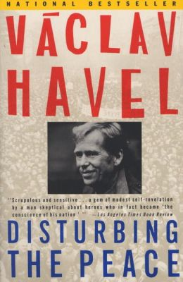 Disturbing the Peace: A Conversation with Karel Hvizdala