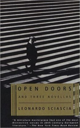 Open Doors: And Three Novellas