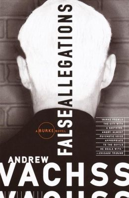 False Allegations (Burke Series #9)