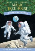 Book Cover Image. Title: Midnight on the Moon (Magic Tree House Series #8), Author: Mary Pope Osborne