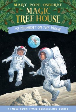 Midnight on the Moon (Magic Tree House Series #8)