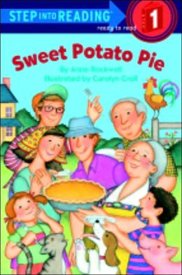 Sweet Potato Pie (Step into Reading Book Series: A Step 1 Book)