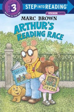Arthur's Reading Race: (Arthur Adventures Series)