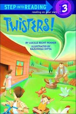 Twisters! (Step into Reading Books Series: A Step 3 Book)