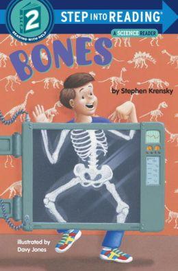 Bones: (Step into Reading Books Series: A Step 2 Book)