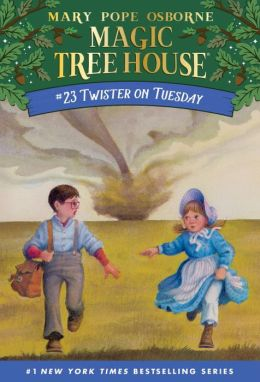 Twister on Tuesday (Magic Tree House Series #23)