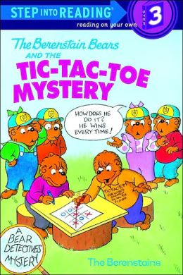 The Berenstain Bears and the Tic-Tac-Toe Mystery (Step into Reading Book Series: A Step 3 Book)