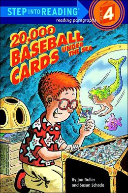 20,000 Baseball Cards Under the Sea: (Step into Reading Book Series: A Step 4 Book)