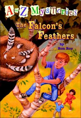 The Falcon's Feathers (A to Z Mysteries Series #6)