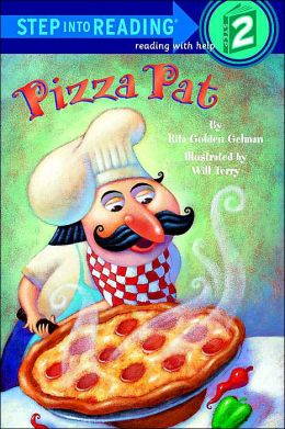 Pizza Pat: (Step into Reading Books Series: A Step 2 Book)