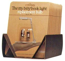 Itty Bitty Book Light Replacement Bulbs