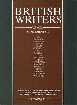 British Writers Supplement