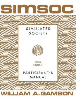 Simsoc: Simulated Society