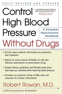 High blood pressure meds names