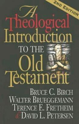 Theological Introduction to the Old Testament