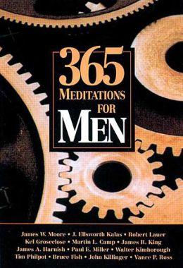 365 Meditations for Men