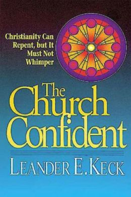 Church Confident: Christianity Can Repent, but Must Not Whimper