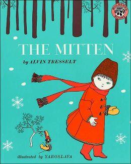 Mitten : An Old Ukrainian Folktale
