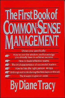 First Book of Common-Sense Management