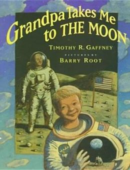 Grandpa Takes Me to the Moon