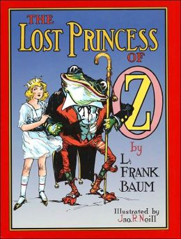 The Lost Princess of Oz (Oz Series #11)