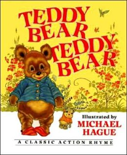 Teddy Bear, Teddy Bear Board Book