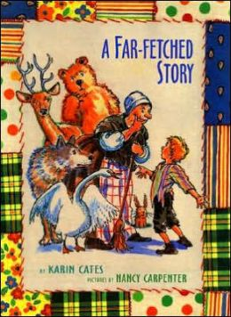 Far-Fetched Story Quilt