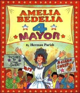 Amelia Bedelia 4 Mayor (I Can Read Book 2 Series)