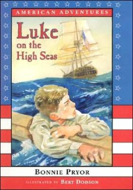 Luke on the High Seas