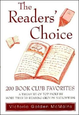 Readers' Choice: 200 Book Club Favorites