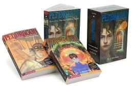 Pendragon Boxed Set: The Merchant of Death, The Lost City of Faar, The Never War
