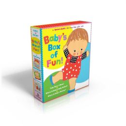 Baby's Box of Fun: A Karen Katz Lift-the-Flap Gift Set: Where Is Baby's Belly Button; Where Is Baby's Mommy?; Toes, Ears, & Nose
