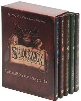 The Spiderwick Chronicles (Box Set): The Field Guide; The Seeing Stone; Lucinda's Secret; The Ironwood Tree; The Wrath of Mulgrath