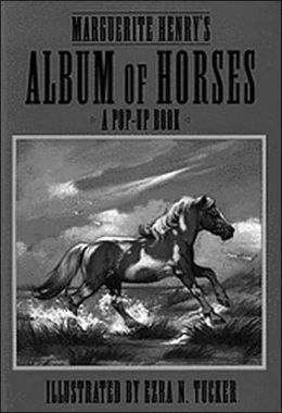 Marguerite Henry's Album of Horses: A Pop-up Book