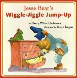 Jesse Bear's Wiggle-Jiggle Jump-Up