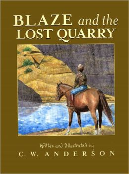 Blaze and the Lost Quarry: Billy and Blaze Find the Way