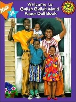 Welcome to Gullah Gullah Island Paper Doll Book