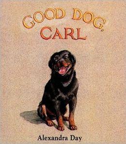 Good Dog, Carl (Classic Board Books Series)