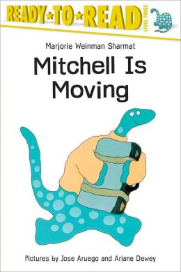 Mitchell Is Moving: Ready-To-Read Level 2