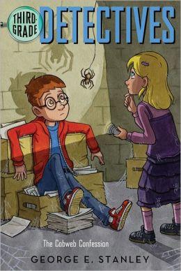 Cobweb Confession (Third-Grade Detectives Series #4)