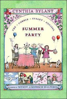 Summer Party (Cobble Street Cousins Series #5)